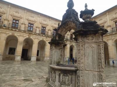Parque Arqueológico Segóbriga-Monasterio Uclés;viajes baratos en agosto parque nacional cabañero
